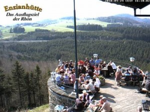 Webcam Enzianhütte / Rhönvv