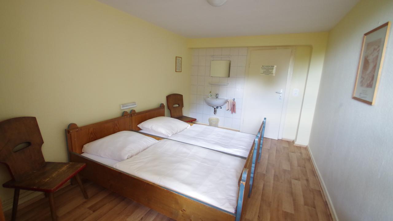 Erstes 2-Bett-Zimmer