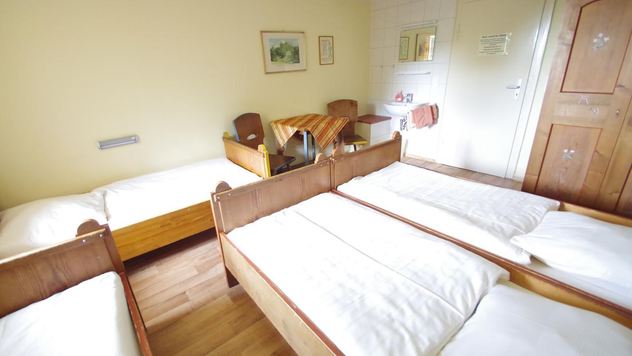 Erstes 4-Bett-Zimmer
