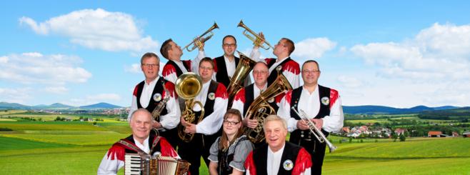 Die Rückerser Dorfmusikanten